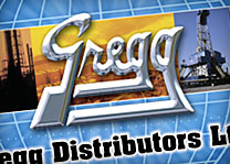 Gregg Distributors Print Work