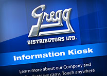 Gregg Distributors Website Video 2010